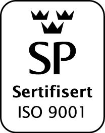65c9942f ... Vi er stolte av dette sertifikatet og det inspirerer oss til å  fortsette arbeidet med å levere høy kvalitet i alle deler av våre  prosesser.»